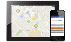 GPS tracking software and mobile app