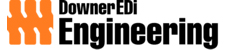 Downer EDI Engineering logo