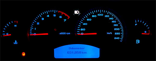 GPS car trackers dash engine data