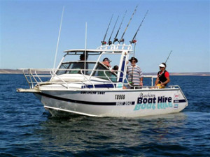 Boat hire GPS tracker