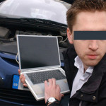Car GPS tracker theft prevention