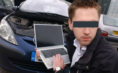 Car GPS vehicle trackers theft prevention