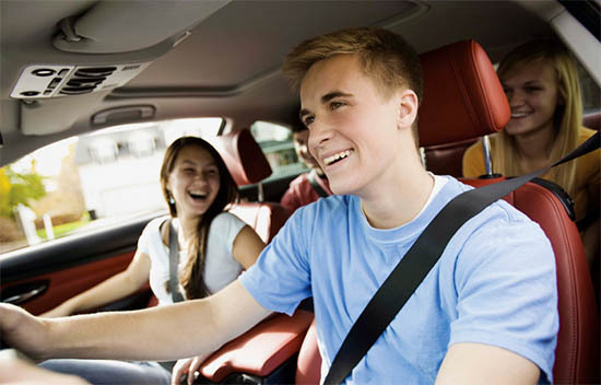 GPS car tracking devices for teenage drivers