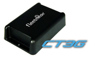 Container tracking with the Fleetminder CT3G GPS device