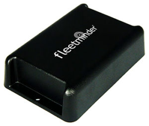 Container tracking with fleetminder's CT3G GPS unit