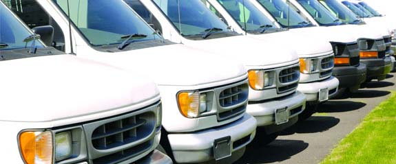 GPS vehicle trackers for better fleet management