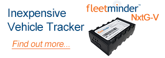 inexpensive GPS vehicle tracker