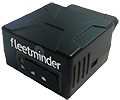 fleetminder OBD 300 car and van GPS tracker