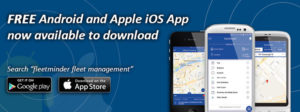 fleetminder mobile app gps tracking devices for fleet vehicles