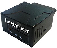 fleetminder OBD 300 photo GPS tracking device