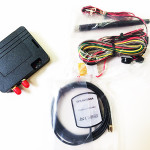 FM Lite NextG tracking device and wiring