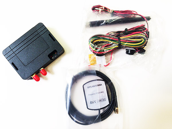 FM Lite NextG car tracking device and wiring