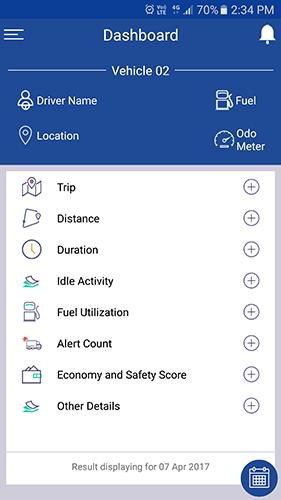 Free fleetminder GPS tracker mobile app for fleet assets