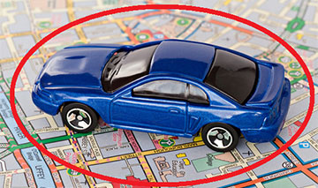geofencing gps trackers car