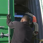 GPS container tracking theft of goods