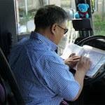 GPS tracker driver records australia