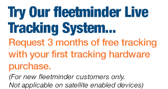fleetminder GPS tracker live tracking request