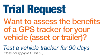 gps tracker trial request