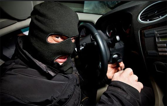 GPS trackers prevent vehicle theft