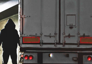 GPS tracking devices cargo theft
