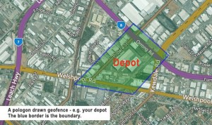 gps tracking live tracking service geofence polygon