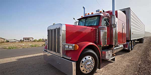 GPS truck tracking business benefits