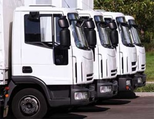 GPS truck tracking fleet management