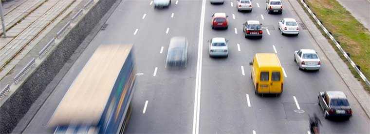 GPS vehicle tracking devices for highway use
