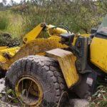 GPS vehicle tracking Perth loader thief November 2016