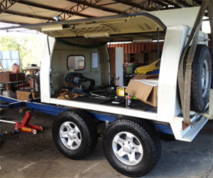 gps vehicle tracking perth tradie trailer