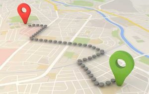 Map GPS tracker reports increase revenue