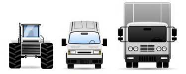 NextG transport vehicle trackers