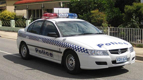 police GPS trackers fleet management
