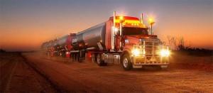 Road GPS truck tracking australia mack photo