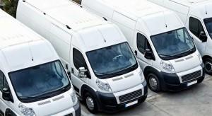 Vans fleet GPS vehicle tracking